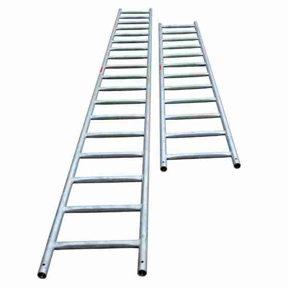 Range of scaffold ladders for sale