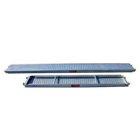 Range of steel scaffolding planks for sale
