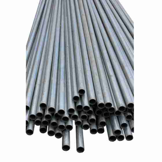 Range of scaffolding tube