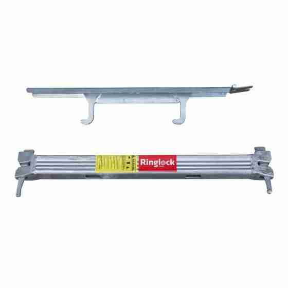 Range of U Transom Scaffolding and Covers