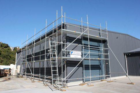 Builders scaffolding package