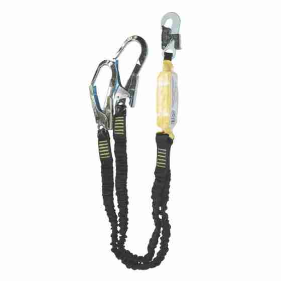 Range of scaffold lanyards
