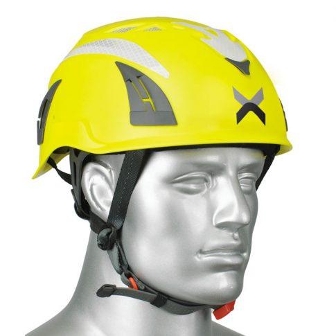 Range of scaffolding helmets