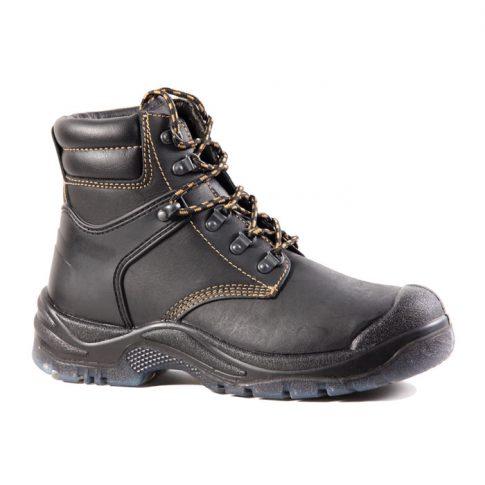 Range of bison work boots