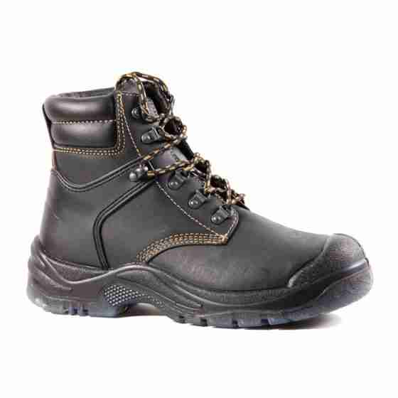 Range of bison work boots