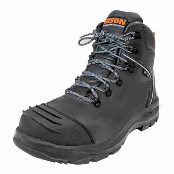 Range of bison safety boots
