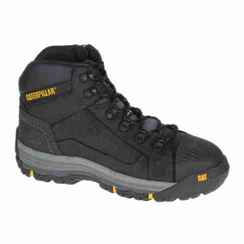 Range of Caterpillar boots