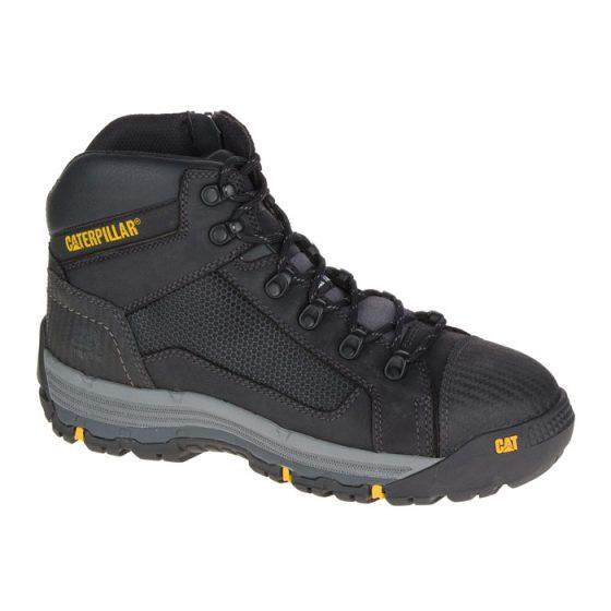 Range of Caterpillar boots