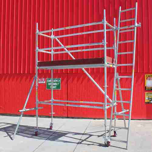 Mobile Scaffold Towers