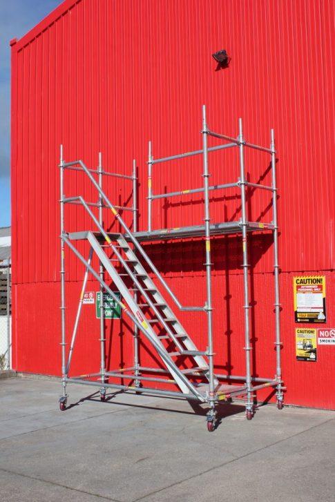 Scaffolding platform package